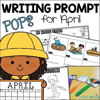 April Story Starter Sticks