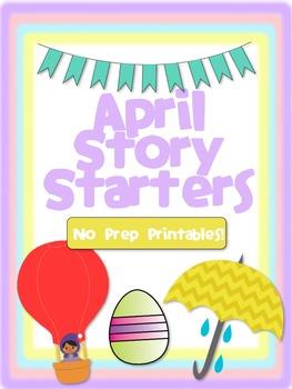 April Story Starters