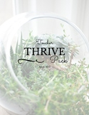 April Teacher Thrive Pack
