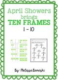 April Ten Frames