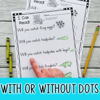 April Themed (Simple Predictable Sentences for Beginning Readers)