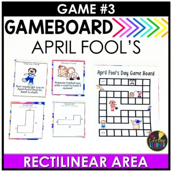 April Third Grade Math Centers BUNDLE