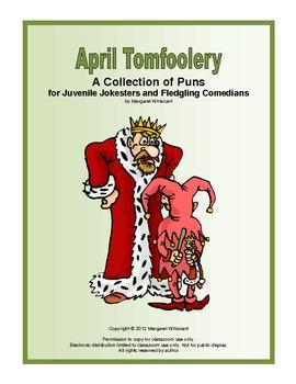 April Tomfoolery