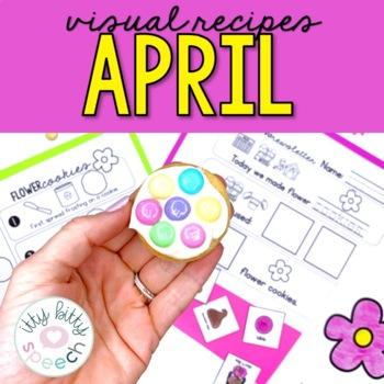 April Visual Recipes
