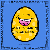 April Creativity Enrichment Challenges| GATE