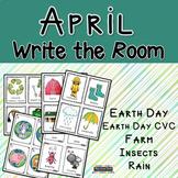 April Write the Room Bundle