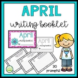 April Writing Booklet
