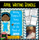 April Writing Bundle (Conversation Starters, Morning Meetings, Journals)