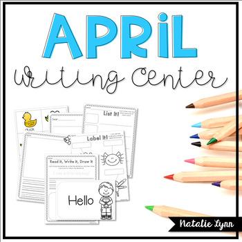 April Writing Center