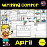 April Writing Center Distance Learning