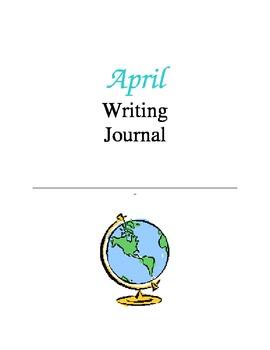 Writing Journal, April