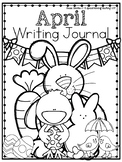 April Writing Journal {13 Fun Writing Prompts}