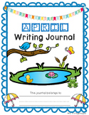 April Writing Journal Cover FREEBIE
