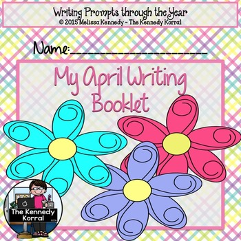 Writing Prompts: April