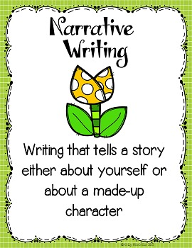 April Writing Prompts, Graphic Organizers, Papers, and Posters