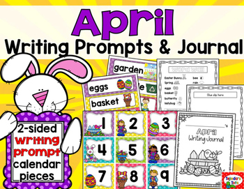 April Writing: Prompts & Journal