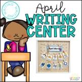 April Writing Station