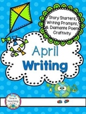 April Writing Story Starters