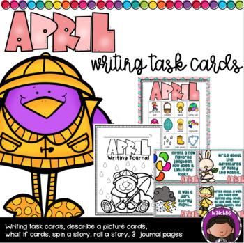 April Writing
