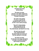 Earth Day Poem