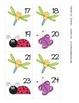 April insect AABC calendar pieces