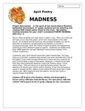 April is Poetry Madness - A Poetry Reading Tournament for your Class