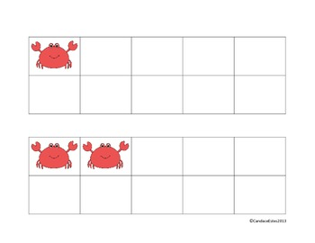 April to July Ten Frames