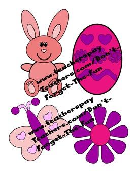 April/Spring/Easter Clipart