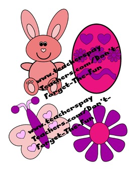 April/Spring/Easter Clipart