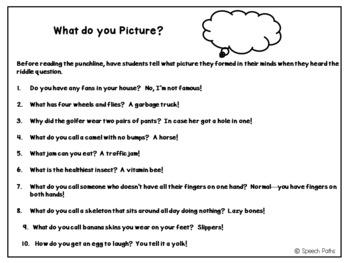 Jokes & Riddles: Improving the Language of Humor