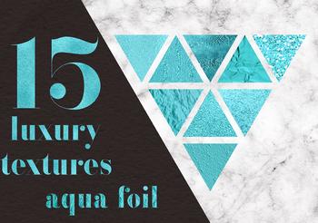 Aqau Blue Textures, Beautiful Aqua Backgrounds