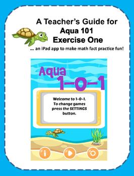 Aqua 101 - fun ways to learn math basics by Dlalo