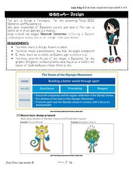 Aqua Belt Unit 3 of 4 [Mascot Maker]