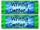Aqua, Blue, and Green center cards