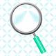 Aqua Tiles Digital Paper / Backgrounds Clip Art Set Commercial Use