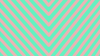 Aqua and Pink Chevron and Bubbles Backgrounds