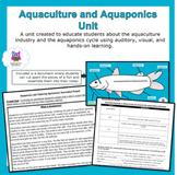 Aquaculture/Aquaponics Unit Plan