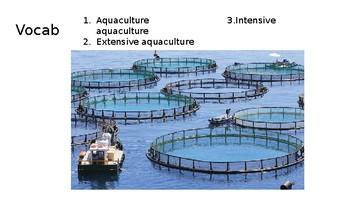 Aquaculture (Chapter 12)