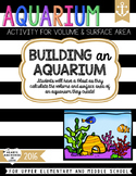 Aquarium Activity for Volume & Surface Area