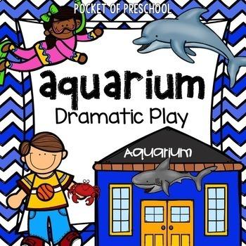 Aquarium Dramatic Play
