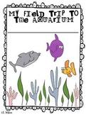 Aquarium Field Trip Fun