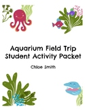 Aquarium Field Trip Student Activity Packet