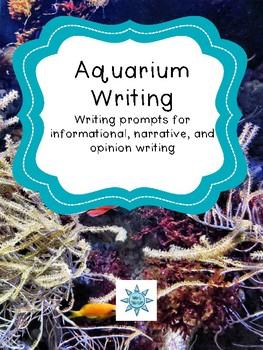 Aquarium Field Trip Writing