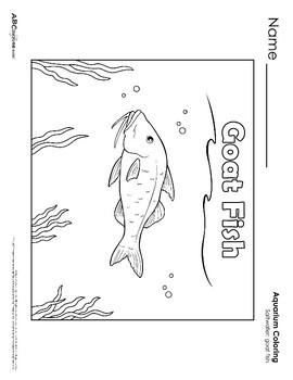 Aquarium Printables Collection
