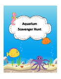 Aquarium Scavenger Hunt - Field Trip