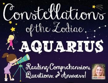 Constellations: Aquarius