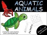 Aquatic Animals - PreK to G2 - Science