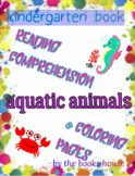 Aquatic Animals Reading Comprehension For KG