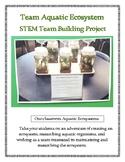 Aquatic Ecosystem STEM Team Building Project