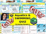 Aquatics and Swimming Quiz (Sports Quiz) - 6 rounds and 35+Qs' .Autumn Quiz